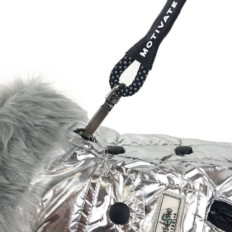Huskimo Everest Silver Dog Coat