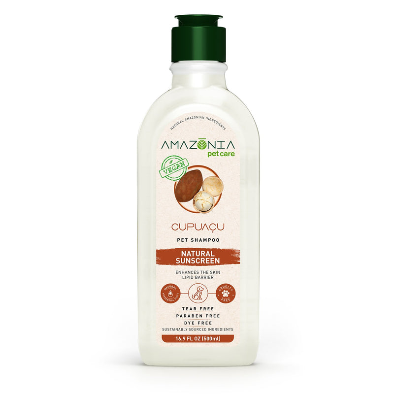 Amazonia Cupuacu Pet Shampoo - 500ml