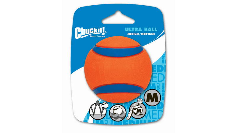 Chuckit Ultra Ball Medium Single Pack