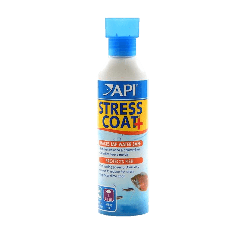 API Stress Coat 118ml Water Conditioner