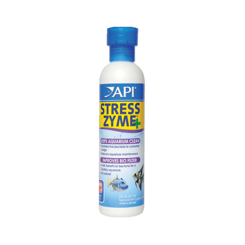 API Stress Zyme 237ml Biological Bacteria