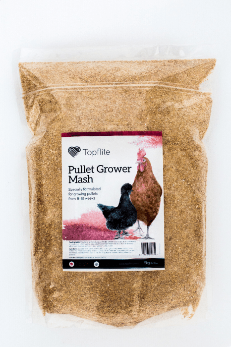 Topflite Poultry Pullet Grower Mash
