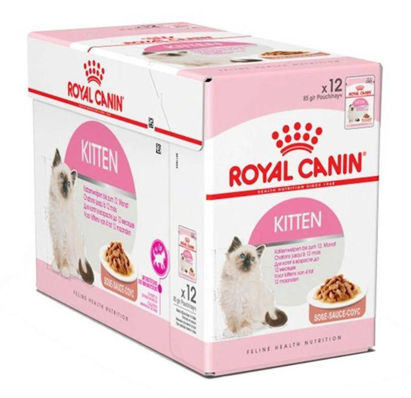Royal Canin Kitten Instinctive Jelly
