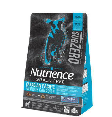 Nutrience Sub Zero Canadian Pacific Dog 5kg