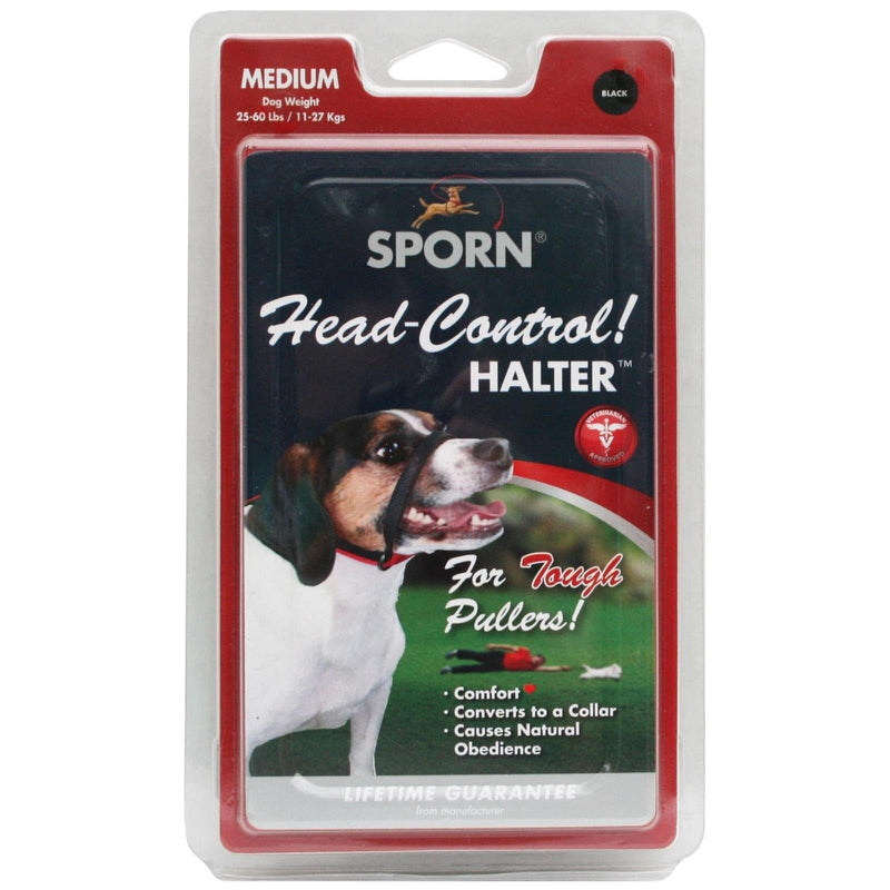 Sporn Head Halter Medium