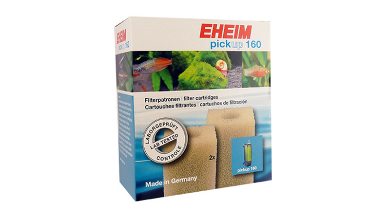 Eheim Pickup 160 cartridge 2010 2pk