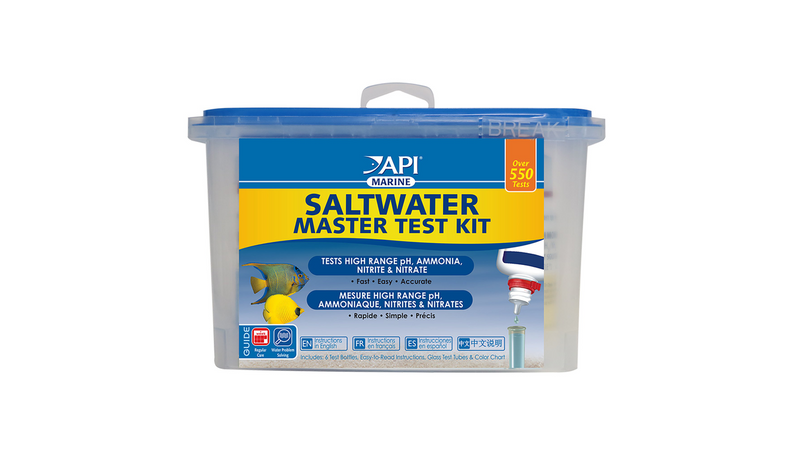 API Saltwater Master Test Kit ^401M