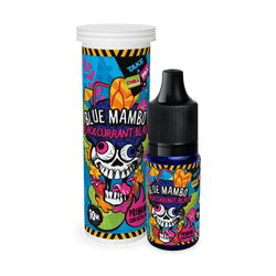 CHILL PILL - BLUE MAMBO – BLACKCURRANT BLAST - Boss Vape