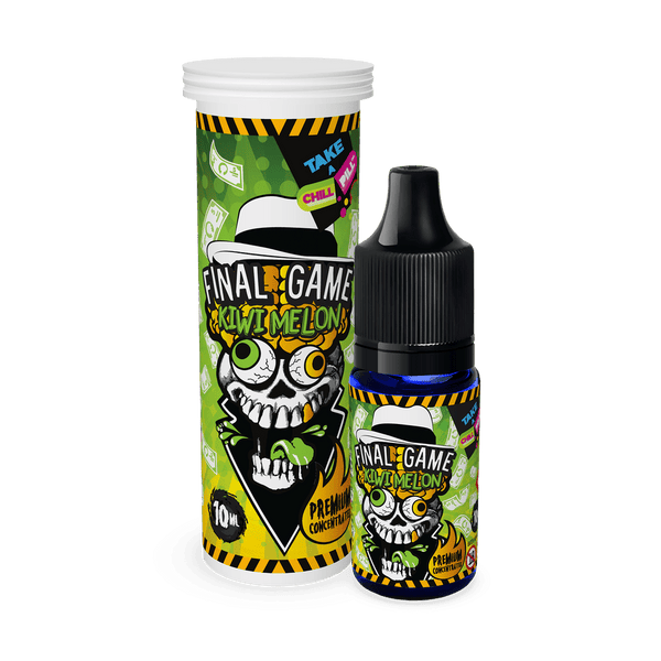 CHILL PILL - FINAL GAME – KIWI MELON - Boss Vape