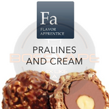 Pralines and Cream Flavor TFA - Boss Vape