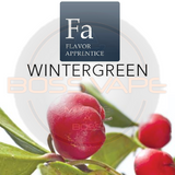 Wintergreen Flavor TFA - Boss Vape