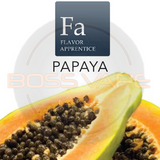 Papaya Flavor TFA - Boss Vape
