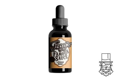 A Grand Escape One Shot - Foggs 20ml (Strawberry Shortcake) - Boss Vape