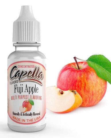 Fuji Apple CAP - Boss Vape
