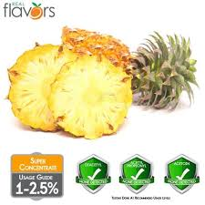 Pineapple Flavor RF - Boss Vape