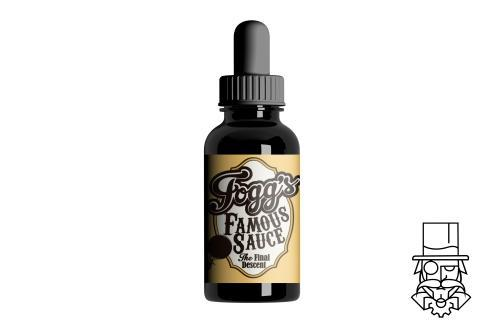 Final Descent One Shot - Foggs 20ml (Strawberry Peanut Butter) - Boss Vape