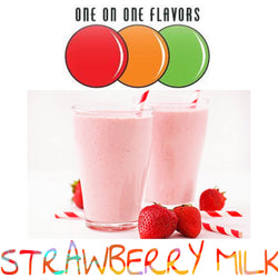Strawberry Milk Flavor OOO