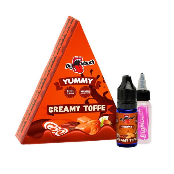 Yummy One Shot - Creamy Toffee - 10ml