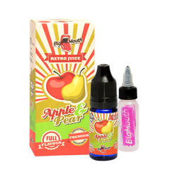 Retro Juice One Shot - Apple & Pear - 10ml
