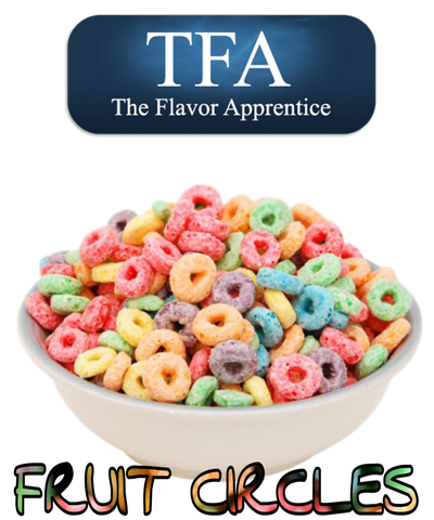 Fruit Circles Flavor TFA - Boss Vape
