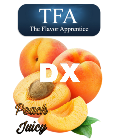DX Peach Juicy Flavor TFA