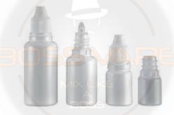Dropper Bottles With Cap - Boss Vape