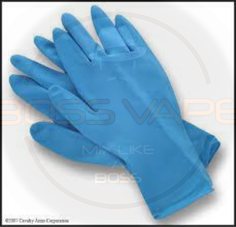 Latex Gloves Per Pair - Boss Vape