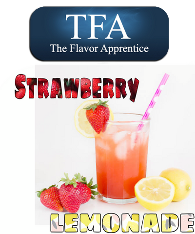 Strawberry Lemonade Flavor TFA - Boss Vape