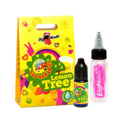 All Loved Up One Shot - Lemon Tree - 10ml - Boss Vape