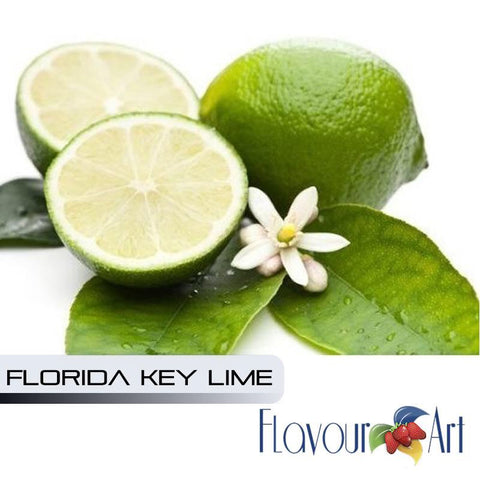 Florida Key Lime Flavour FA - Boss Vape