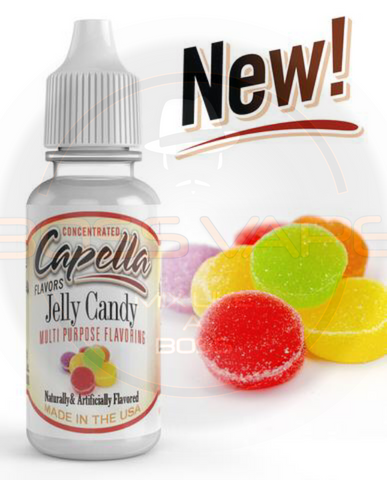 Jelly Candy Flavor CAP - Boss Vape