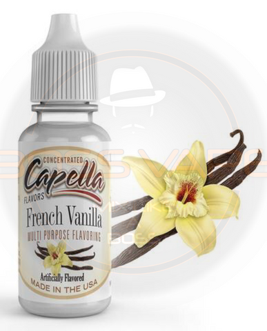 French Vanilla Flavor CAP - Boss Vape