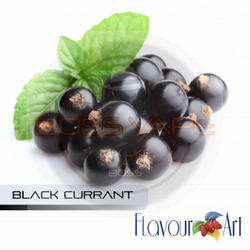 Black Currant Flavour FA - Boss Vape