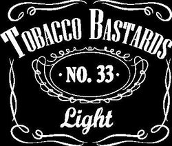 Tobacco Bastards One Shot - No 33 (Light)