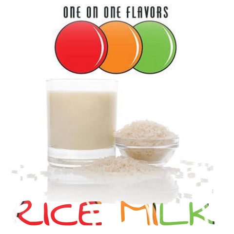 Rice Milk Flavor OOO - Boss Vape