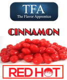Cinnamon Red Hot (PG) Flavor TFA - Boss Vape