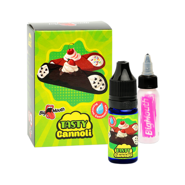 Tasty One Shot - Cannoli - 10ml