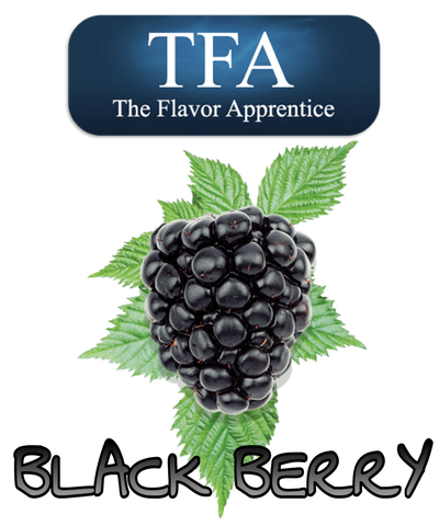 Blackberry Flavor TFA - Boss Vape