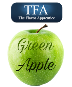 Apple (Tart Green Apple) Flavor TFA - Boss Vape
