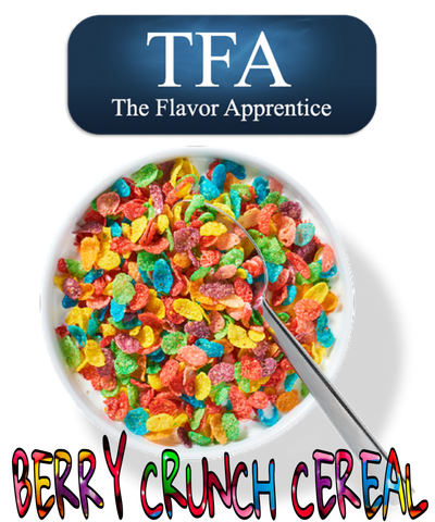 Berry Crunch Cereal Flavor TFA - Boss Vape