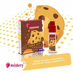 Molinberry Pack (M-Line) - Cookie Bite 15ml