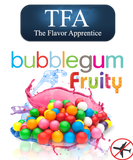Bubble Gum (Fruity) Flavor ** TFA - Boss Vape