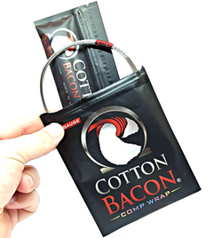 Cotton Bacon Comp Wrap 24G + Bits - Boss Vape