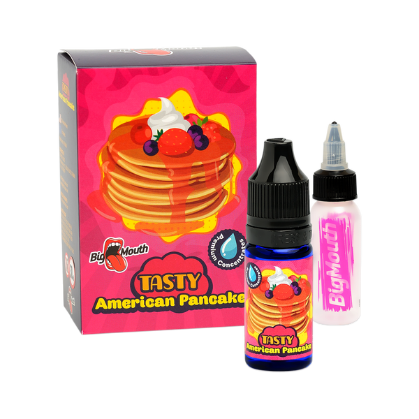 Tasty One Shot - American Pancakes - 10ml