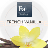 French Vanilla Flavor TFA - Boss Vape