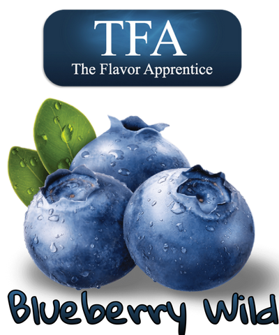 Blueberry (Wild) Flavor TFA - Boss Vape