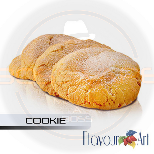 Cookie Flavour FA - Boss Vape