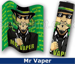 Battery Wrap Mr Vaper (18650)