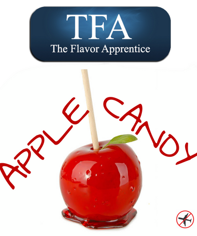 Apple Candy Flavor ** TFA - Boss Vape