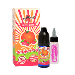 Retro Juice One Shot - Peach & Raspberry - 10ml